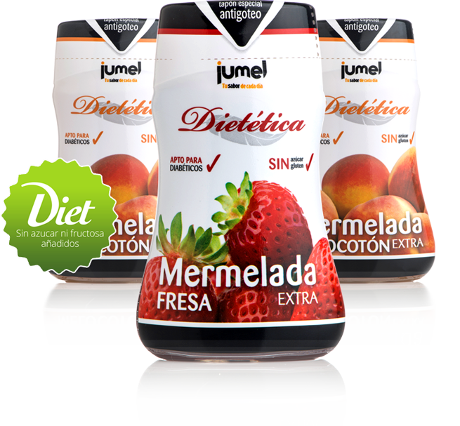DIET Botella 230 g